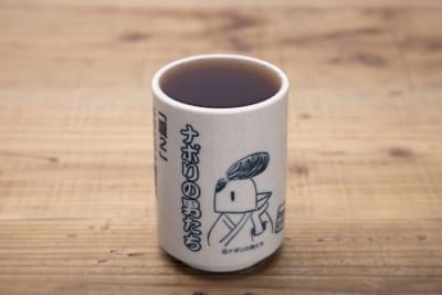 「喫茶ナポリ店(NAPOLITEN)」ウーロン茶ぁ…