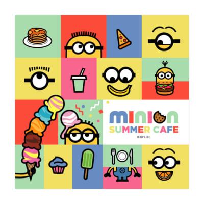 「MINION SUMMER CAFE」パケッタオル