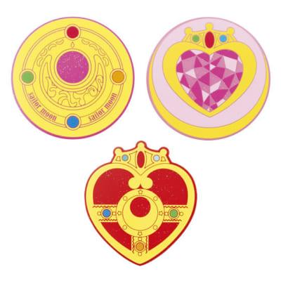 ガシャポンくじ「美少女戦士セーラームーン 乙女のアソートコレクション」第二弾B賞:ラバーコースター