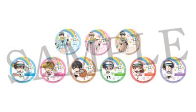 TVアニメ「うらみちお兄さん」×「アニメイトカフェ」コースター