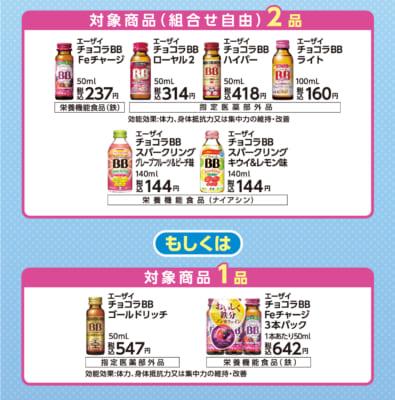 「セーラームーン×ファミリーマート」キャンペーン対象商品