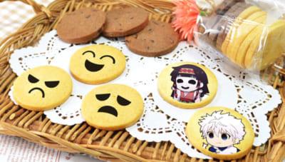「HUNTER×HUNTER」選挙編×アニメイトカフェアルカとナニカのクッキーセット