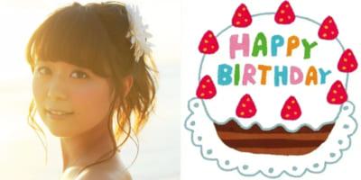 7月11日は井口裕香さんのお誕生日