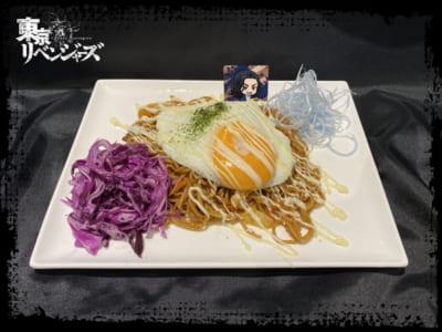 「東京リベンジャーズ×TOWER RECORDS CAFE」場地と千冬の約束のやきそば