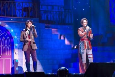 「Disney 声の王子様 Voice Stars Dream Live Streaming 2021 」【初出演】シューティング・スター〔ヘラクレス〕/加藤和樹さん&浪川大輔さん