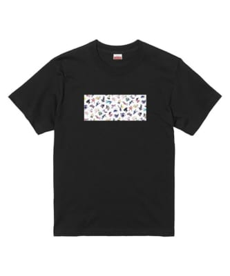 「A3! x ZOZOTOWNコレクション」OST graphic Tee type A