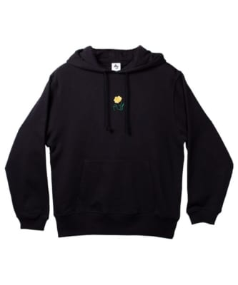 「A3! x ZOZOTOWNコレクション」Flower icon hoodie 秋組
