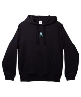 「A3! x ZOZOTOWNコレクション」Flower icon hoodie 冬組