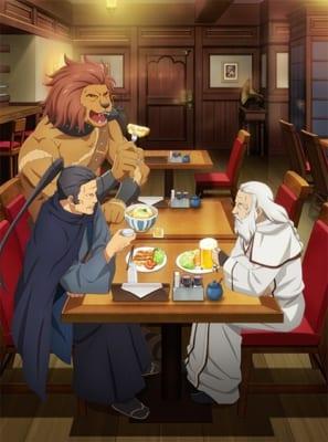 TVアニメ「異世界食堂2」キービジュアル