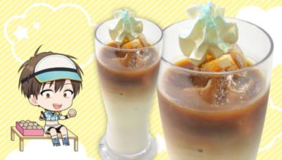 TVアニメ「うらみちお兄さん」×「アニメイトカフェ」うらみちお兄さんの裏表ラテ
