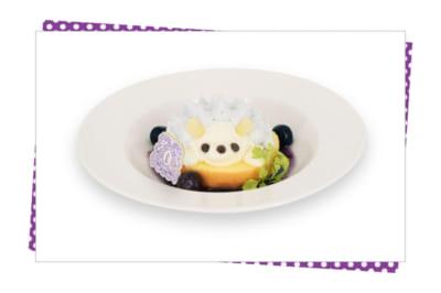 「家庭教師ヒットマンREBORN!」×SMILE BASE CAFE 《ロール》のロールケーキ
