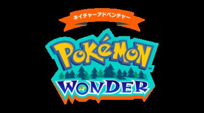 「Pokémon WONDER」ロゴ