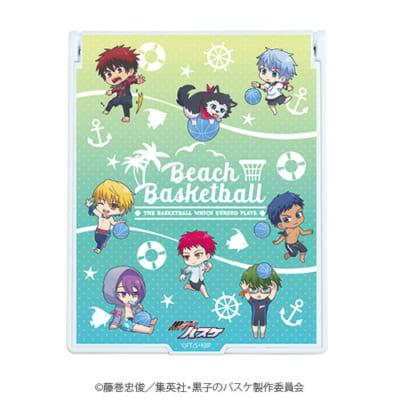 「『黒子のバスケ』POP UP SHOP in 東京キャラクターストリート」ミニキャラ新商品;デカキャラミラー
