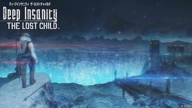 TVアニメ「Deep Insanity THE LOST CHILD」キービジュアル
