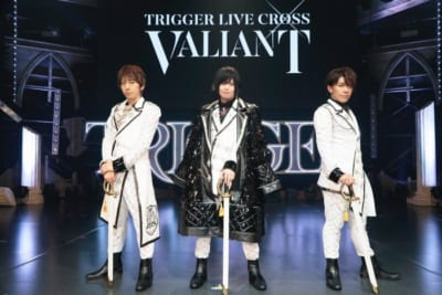 """「アイドリッシュセブン」TRIGGERオンラインライブ「TRIGGER LIVE CROSS """"VALIANT""""」"""