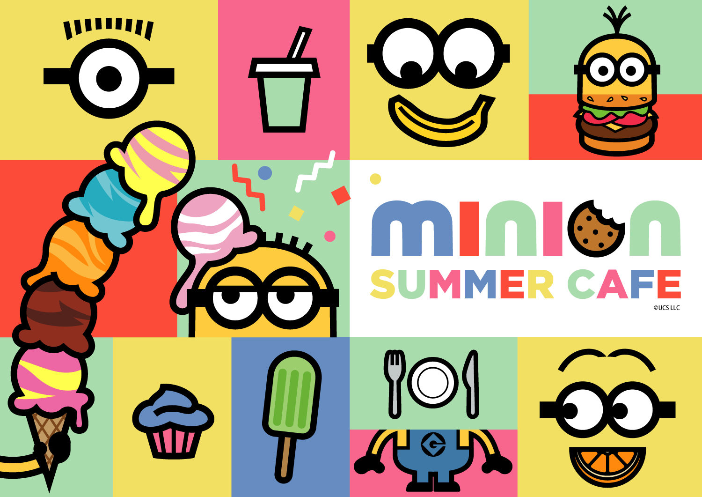 「MINION SUMMER CAFE」