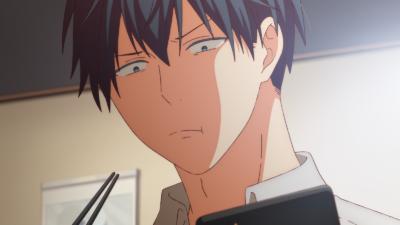 新作アニメ「ギヴン うらがわの存在」新規場面カット:上ノ山立夏