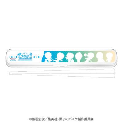 「『黒子のバスケ』POP UP SHOP in 東京キャラクターストリート」レギュラーアイテム;おはしケースセット