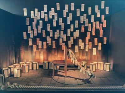 「アニメ 呪術廻戦展」虎杖と五条がいた空間を再現