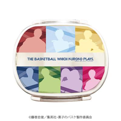 「『黒子のバスケ』POP UP SHOP in 東京キャラクターストリート」レギュラーアイテム;キャラランチボックス