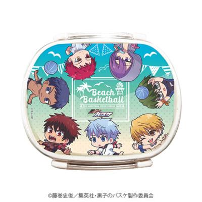 「『黒子のバスケ』POP UP SHOP in 東京キャラクターストリート」ミニキャラ新商品;キャラランチボックス