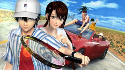 「リョーマ! The Prince of Tennis 新生劇場版テニスの王子様」予告映像