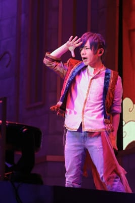 「Disney 声の王子様 Voice Stars Dream Live Streaming 2021 」ひと足お先に〔アラジン〕/浦田わたるさん