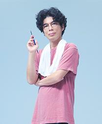 「バクマン。」THE STAGE川口たろう:片桐仁さん
