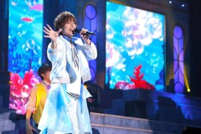 「Disney 声の王子様 Voice Stars Dream Live Streaming 2021 」アンダー・ザ・シー〔リトル・マーメイド〕/仲村宗悟さん