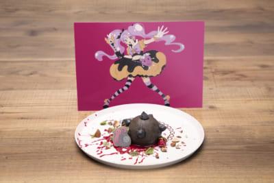 「喫茶ナポリ店(NAPOLITEN)」ミンキーピンキーの撲殺ケーキ