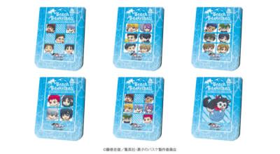 「『黒子のバスケ』POP UP SHOP in 東京キャラクターストリート」ミニキャラ新商品;レザーフセンブック