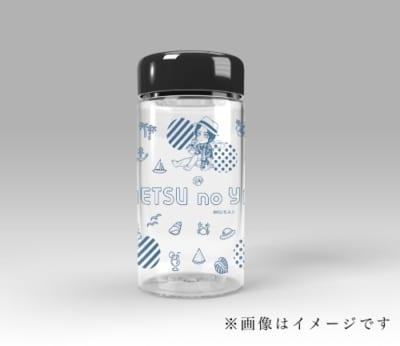 「鬼滅の刃」夏休みイラストクリアボトル