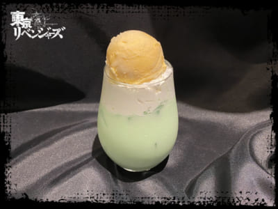 「東京リベンジャーズ×TOWER RECORDS CAFE」イメージドリンク タケミチ