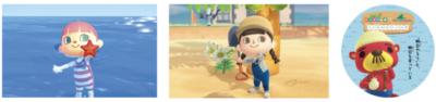 『あつまれ どうぶつの森 × 横浜・八景島シーパラダイス はっけい島 海の生きもの ふれあい展』サカナや海の幸とのふれあい