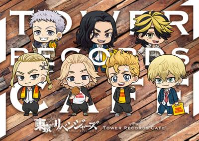 「東京リベンジャーズ×TOWER RECORDS CAFE」