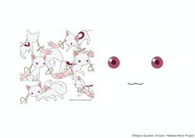 「Zoff×魔法少女まどか☆マギカ」メガネ拭き