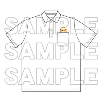『PUI PUI モルカー』オンリーショップ~アニメイトで大冒険!~ポロシャツ