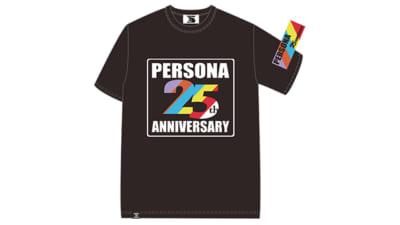 「ペルソナ」シリーズ25周年グッズ P25th TシャツA