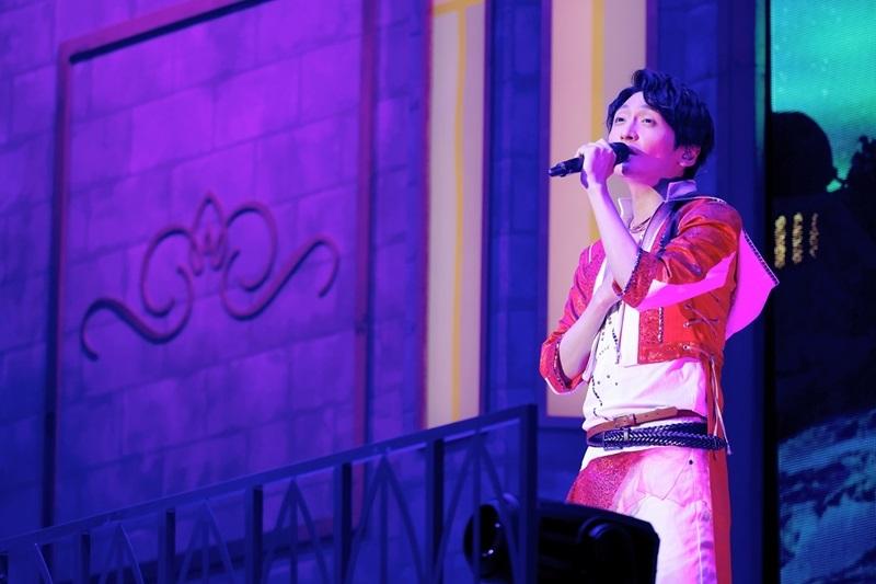 配信公演「声の王子様」レポート!王子様衣装が素敵な13名の声優&俳優にときめく