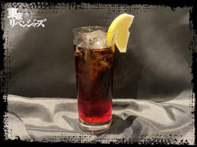 「東京リベンジャーズ×TOWER RECORDS CAFE」イメージドリンク マイキー