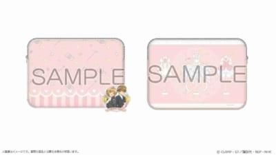 アニメ「カードキャプターさくら」展 -Memories of SAKURA- マルチポーチ&ステッカー
