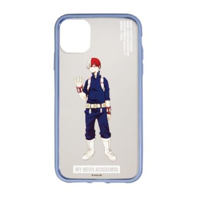 「サンキューマート×僕のヒーローアカデミア」iPhoneXR/11 ケース