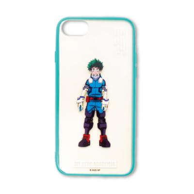 「サンキューマート×僕のヒーローアカデミア」iPhone6,6s,7,8 ケース