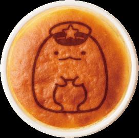 「すみっコぐらし×南海電車」とかげのチーズケーキ ほか