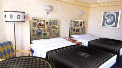 「ディズニーツイステッドワンダーランド」ディズニーアンバサダーホテルスペシャルルーム