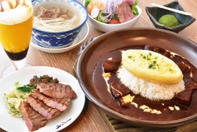 「ハイキュー!!ウィーク」牛たん利久の特別定食