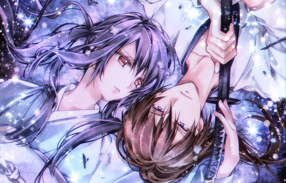 種村有菜先生「るろ剣」剣心&巴を描く!「二人の物語はとても美しく、儚いものでした。」