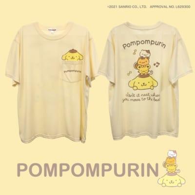 "Sanrio characters""タテノリ"" ポムポムプリンTシャツ"