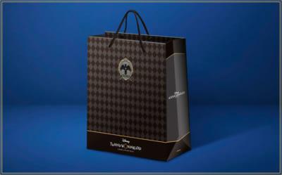 「ディズニーツイステッドワンダーランド」ディズニーアンバサダーホテルスペシャルルーム:ペーパーバッグ
