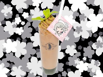 「あの花」カフェ~10thアニバーサリー~超平和バスターズ秘密基地ドリンク